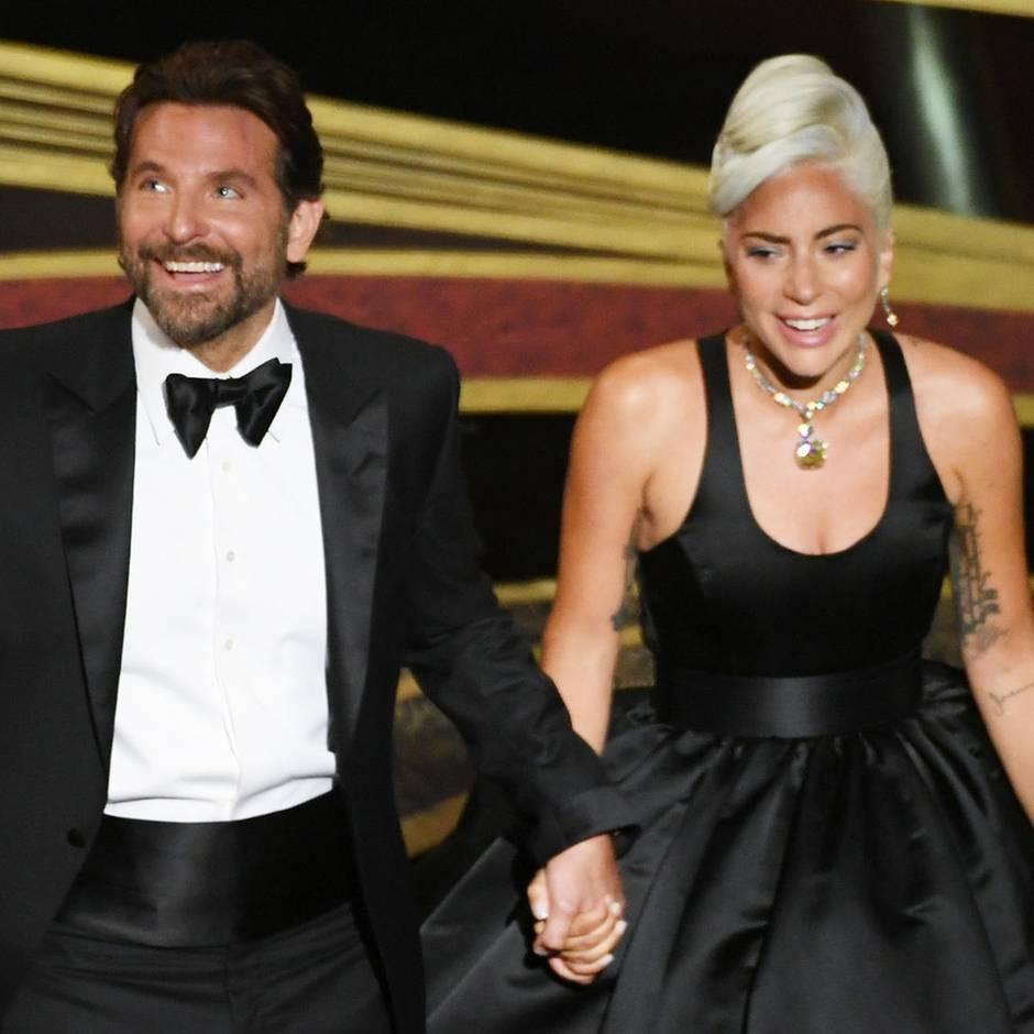 Bradley Cooper, Lady Gaga und der nächste Gänsehaut-Moment?