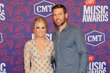 Carrie Underwood und Mike Fisher