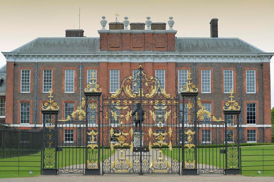 Der Kensington Palast