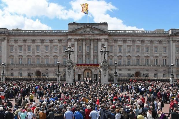 Der Buckingham Palast