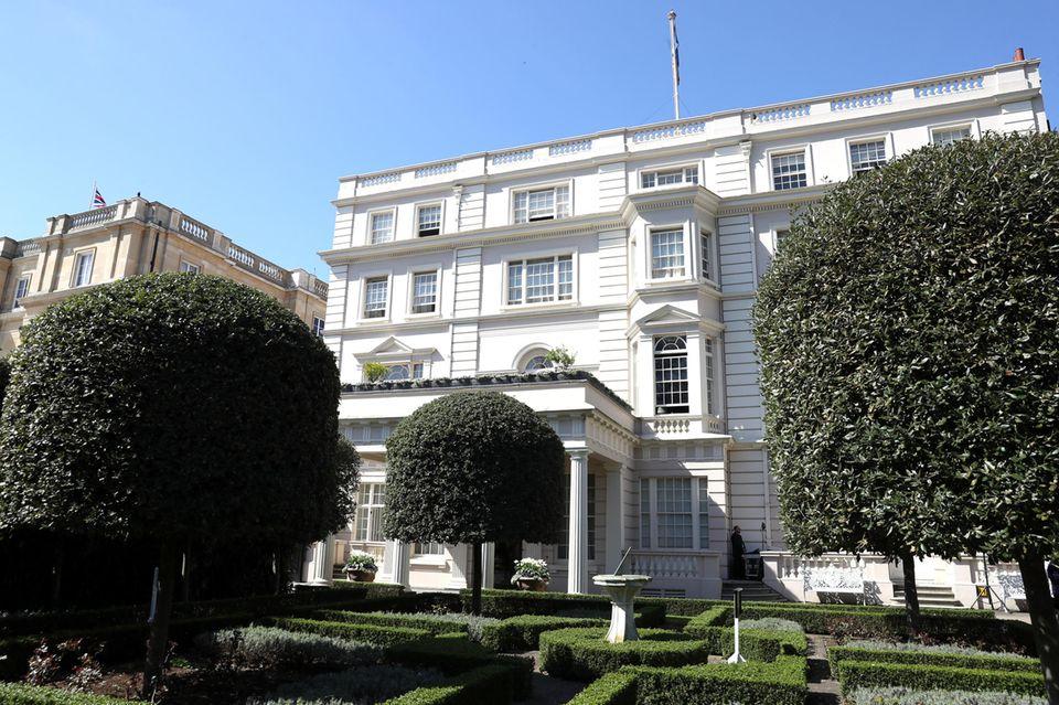 Das Clarence House