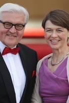 Frank -Walter Steinmeier, Elke Büdenbender