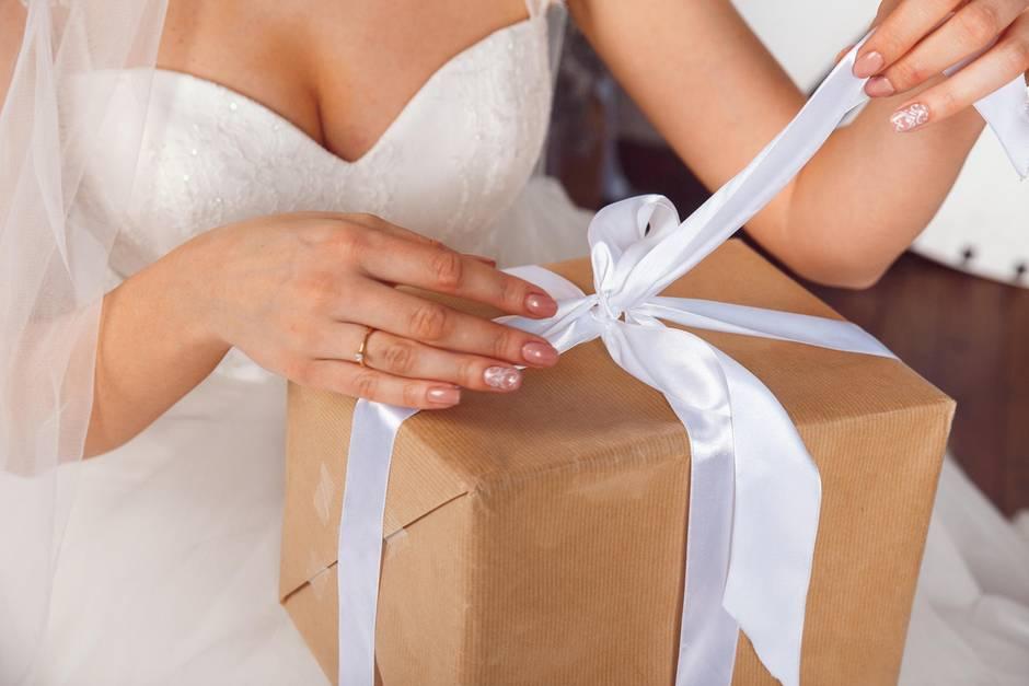 Was schenkt man zur Hochzeit?