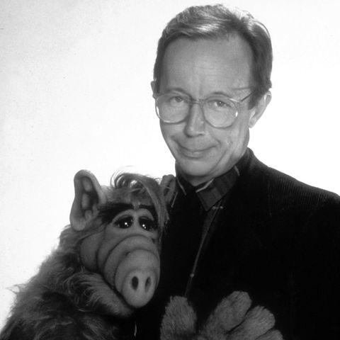 "Max Wright (†75) spielte den Familienvater in der Sitcom ""Alf"""