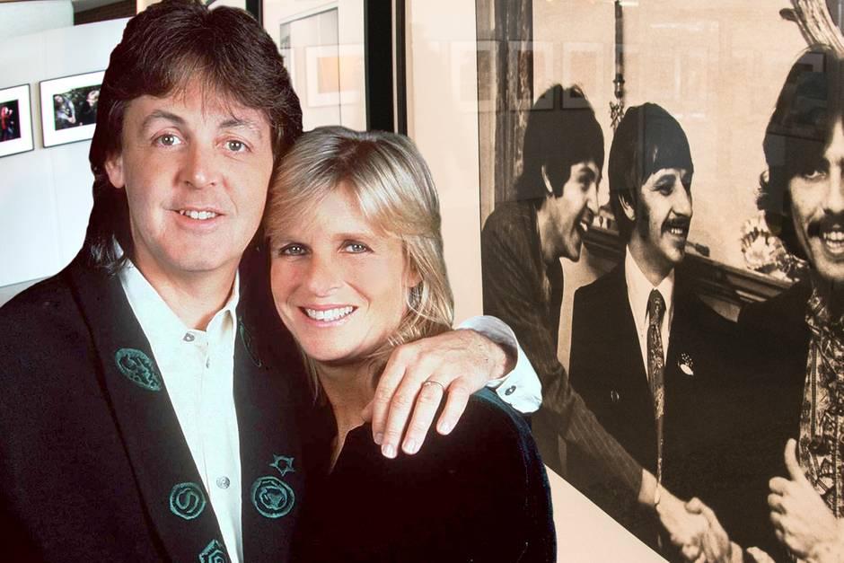 Paul McCartney, Linda McCartney