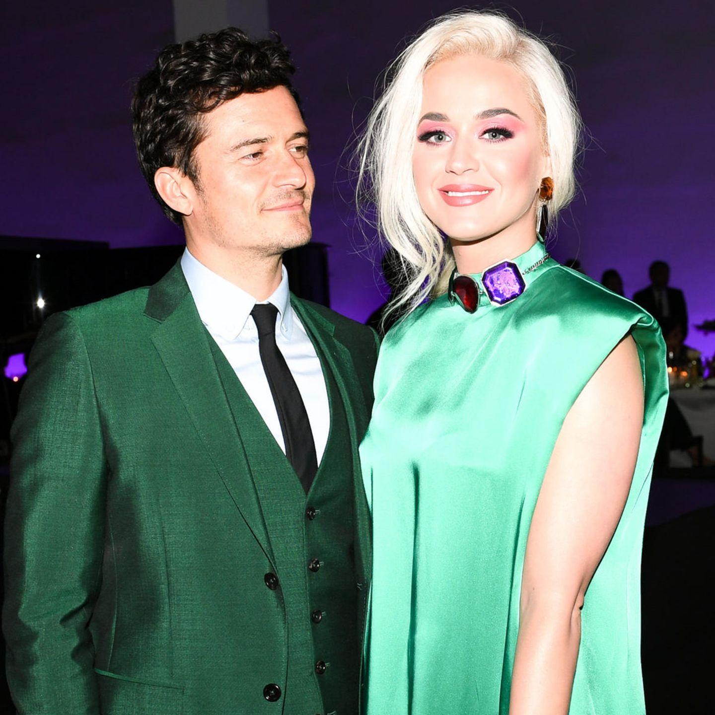 Katy Perry, Orlando Bloom