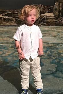 27. Juni 2019  Deveraux Octavian Basil Jagger ist seinem Vater Mick Jagger wie aus dem Gesicht geschnitten. Das süße Foto des Star-Sprösslings postet seine Mama Melanie Hamrick auf Instagram.