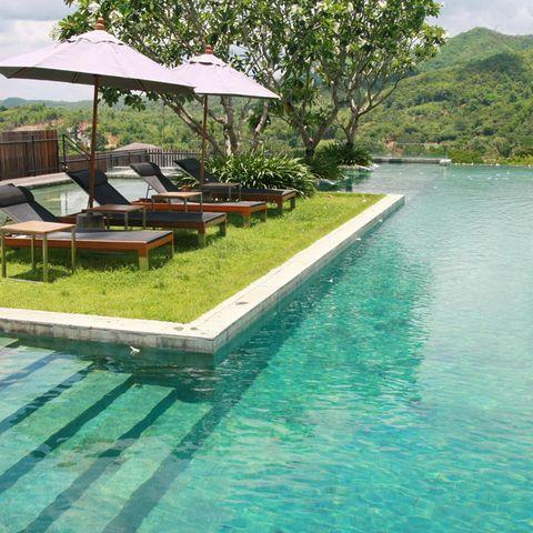 Pool? Cool!: Zum Träumen: Mega-Pools von Bali bis Utah