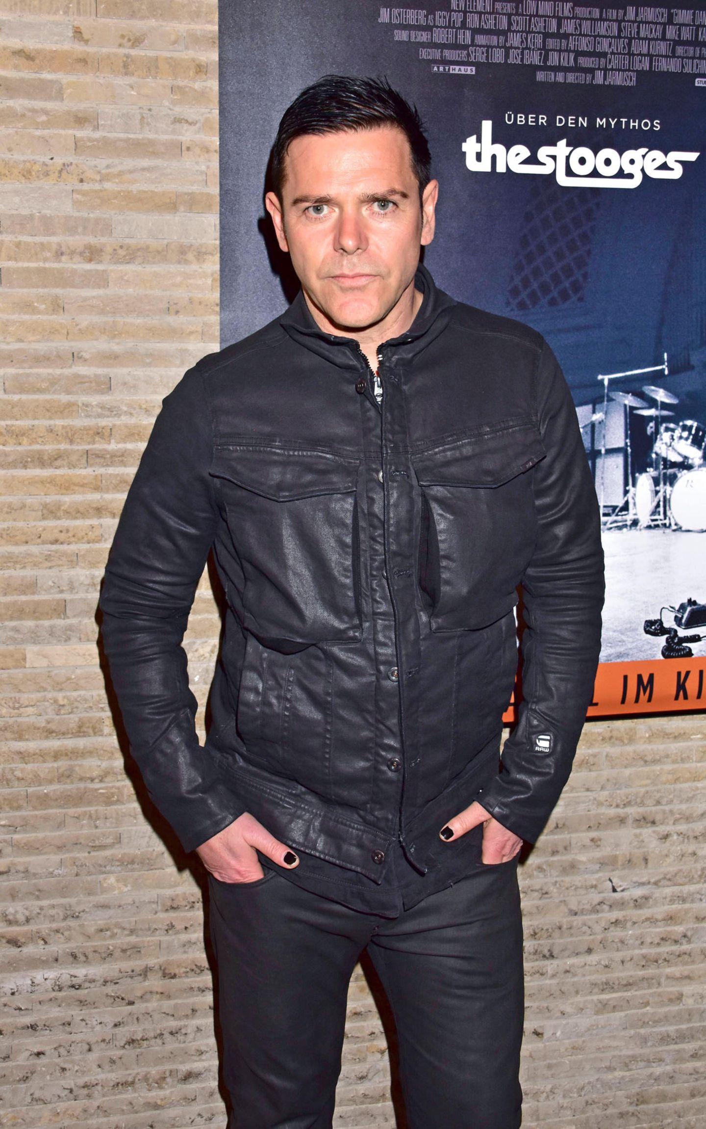 Richard Krupse von Rammstein