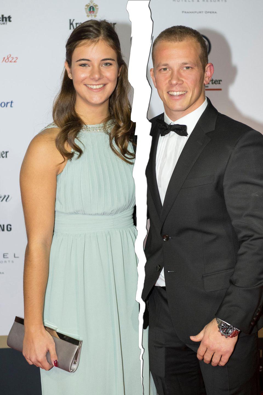 Fabian Hambüchen und seine Ex-Freundin Nina