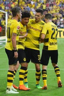 Julian Weigl, Borussia Dortmund, BVB