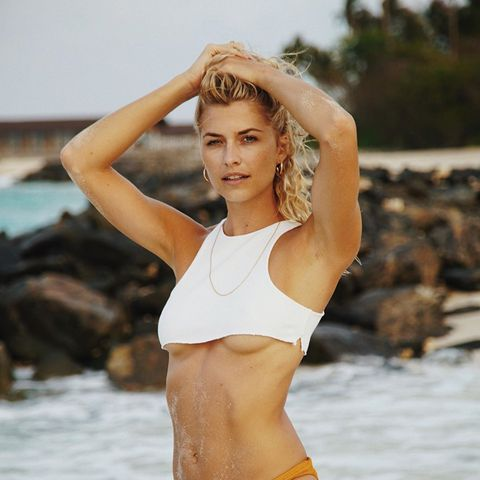 Lena Gercke lässt Männerherzen höher schlagen.