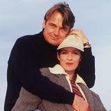 Im Alter von 20 Jahren gibt Lisa Wittich ihrem Filmkollegen Krystian Martinek das Jawort. Das Paar ist von 1992-1995 verheiratet.