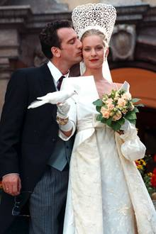 """Bis zu ihrem Tod spielt Lisa Martinek in zahlreichen Film- und Fernsehproduktionen mit (Hier eine Szene aus dem Kinofilm """"Wer liebt, dem wachsen Flügel"""" von 1999)."""