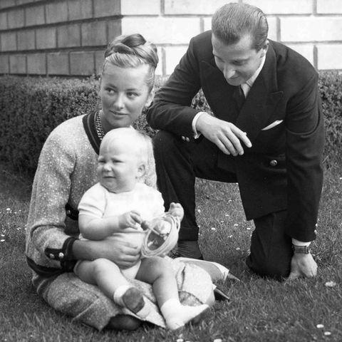 Das älteste Kind von Albert und Paola wird einmal König von Belgien sein.