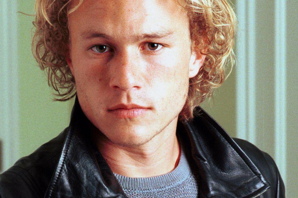"""Heath Ledger stirbt 2008 zu Beginn der Dreharbeiten von """"Das Kabinett des Dr. Parnassus""""."""