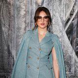 Im sexy Cape-Dress bei Dior: Shailene Woodley
