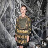 Darf bei keiner Haute-Couture-Show fehlen: Natalia Vodianova