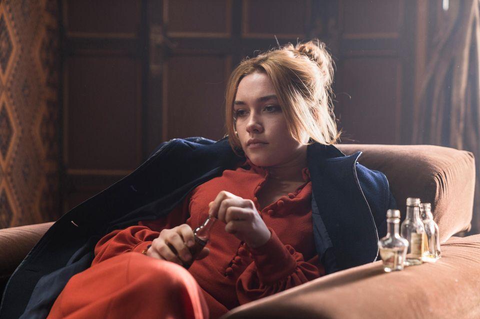 """Florence Pugh in """"Die Libelle"""""""
