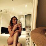 Um zu beweisen, dass sie noch lange nicht zum alten Eisen gehört? Zu ihrem 33. Geburtstag postet Schauspielerin Lindsay Lohan ein Nacktselfie.