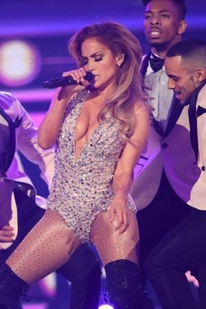 Jennifer Lopez, Tänzer, Bühne, Show