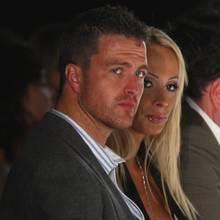 Ralf Schumacher und Cora Schumacher