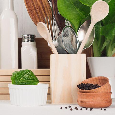 Nachhaltigkeit in der Küche, Nachhaltigkeit, plastikfrei in der Küche leben
