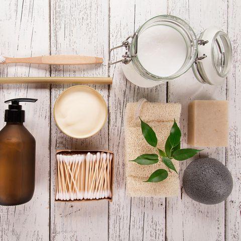 Nachhaltigkeit im Badezimmer, Nachhaltigkeit, plastikfrei im Badezimmer leben