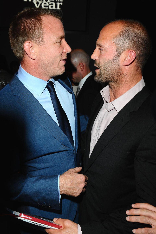 Guy Ritchie und Jason Statham