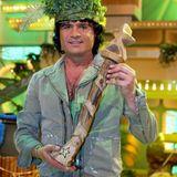 """Costa Cordalis (†): 2004 geht Costa Cordalis als Sieger aus der RTL-Show """"Ich bin ein Star - Holt mich hier raus"""" hervor und darf die heiß begehrte Dschungel-Krone mit nach Hause nehmen. Seine Siegprämie spendet er der Kinderkrebshilfe."""