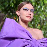 Gigi Hadid in Valentino Haute Couture Herbst/Winter 2019/20