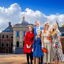 Königliche Residenzen: Huis ten Bosch, der Palast von König Willem-Alexander und seiner Familie