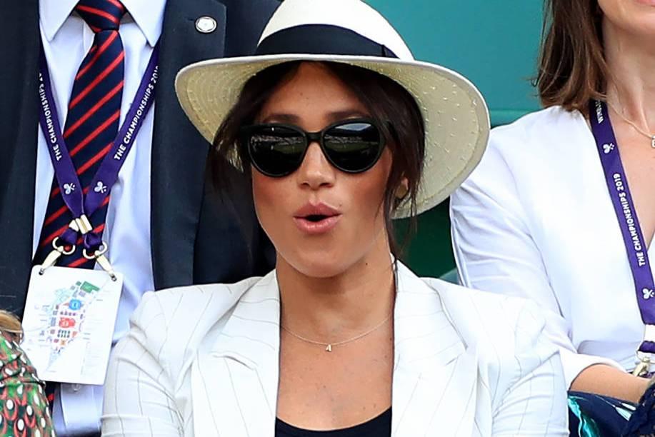 Herzogin Meghan: Kriegt Sie Für Ihren Wimbledon-Auftritt