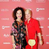 Sylvia Molitor (Cartier) und Kerstin Carydis (Wempe)