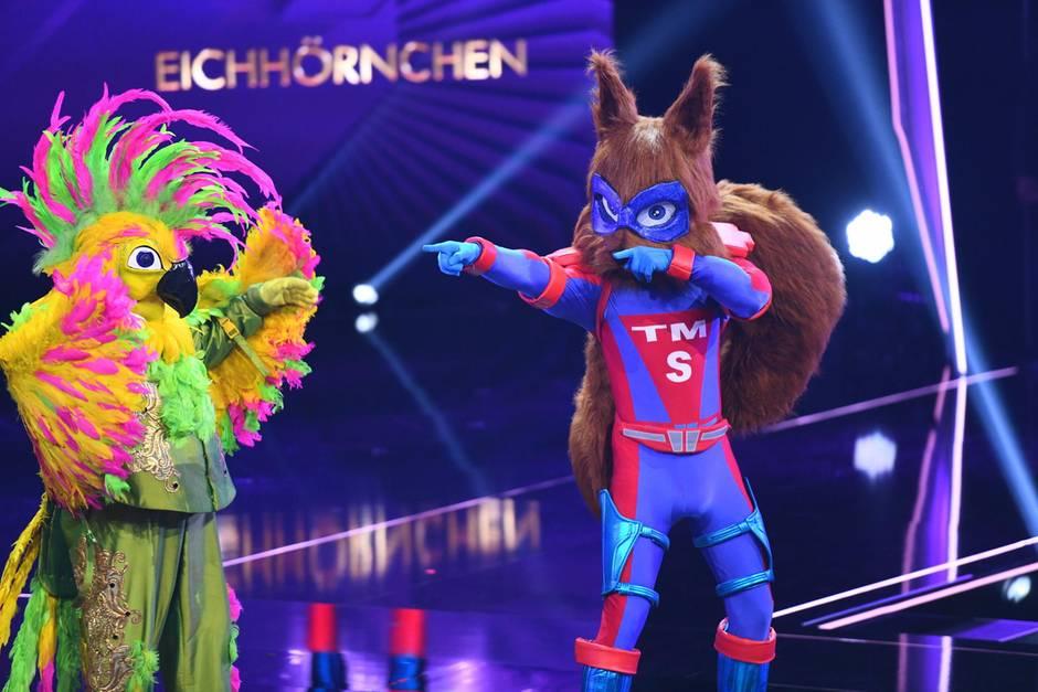 """""""The Masked Singer"""" begeistert die deutschen TV-Zuschauer"""