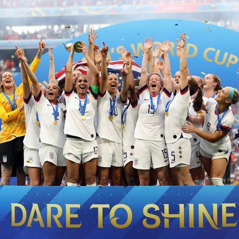 Frauen-Fussball-Nationalmannschaft der USA
