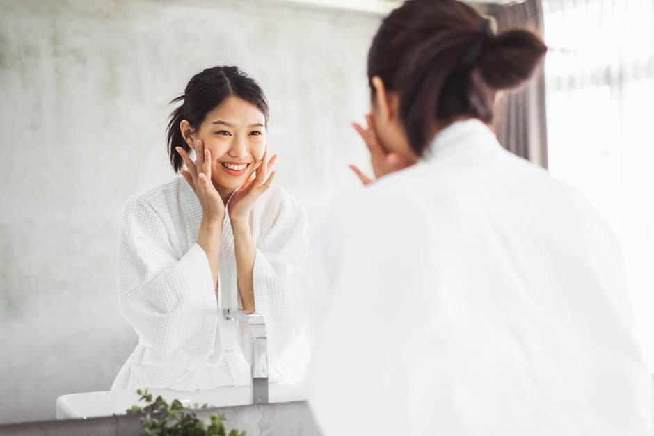 Korean Skin Care Makellose Haut In Zehn Schritten Galade