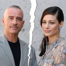 Eros Ramazzotti undMarica Pellegrinelli