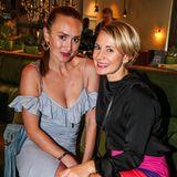 Lina Kottutz und Anne Stadler