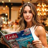 Janina Pfau wirft einen Blick in die GALA.