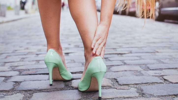 Mit diesen fünf Tricks linderst Du Blasen an den Füßen