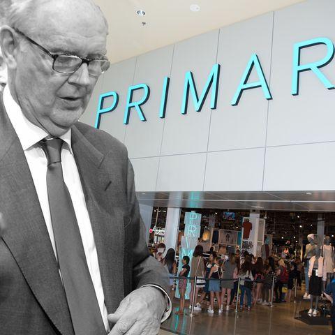 Primark-Gründer Arthur Ryan (83†)