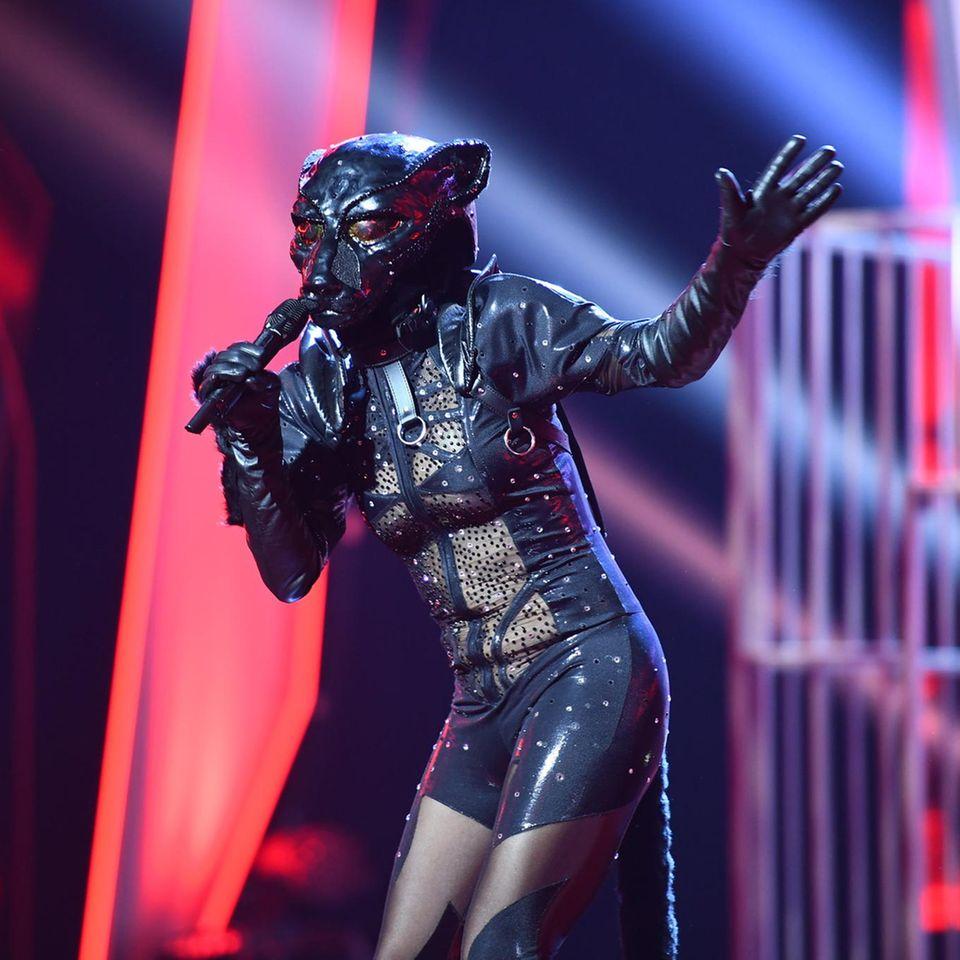 """""""The Masked Singer"""": Der Panther"""