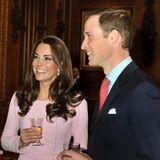 Prinz Harry, Herzogin Catherine und Prinz William