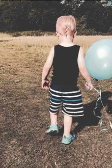 Florian Frowein zeigt seinen Sohn auf Instagram