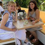 Elke Winkens und ihre Tochter
