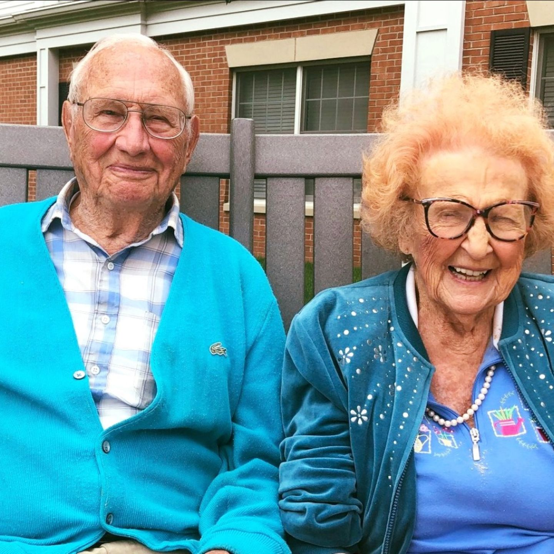 John und Phyllis Cook