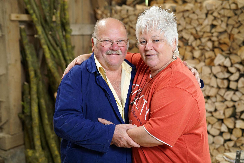 Günter und Rosemarie