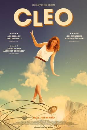 """""""Cleo"""" startet am 25. Juli in den deutschen Kinos."""