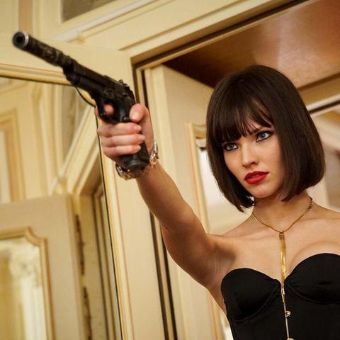 Ab dem 18. Juli startet Luc Bessons ANNA mit Sasha Luss in der Hauptrolle der Anna Poliatova in den deutschen Kinos.